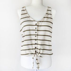 American Eagle Outfitters Women's Crop Top